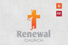 Church Logo by Lucion Creative on Creative Market