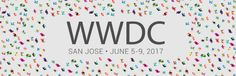 So, let's see what were the major announcements of the WWDC 2017 event.