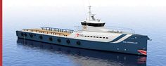 SVS Cornwallis - Guard Ship - Specialised Vessel Services