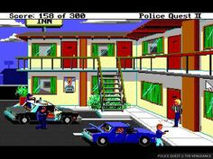 Police Quest series on sale for a few more hours as part of the weekend promo on GOG.com