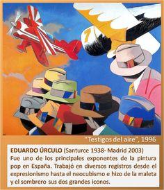 EDUARDO URCULO PINTURAS
