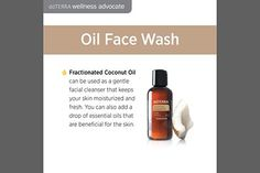 doTerra Social Media - Essential Tip - Oil Face Wash