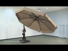VIDEO: How to assemble and operate the Octagon – AKZ umbrella from Treasure Garden. Colorful Umbrellas, Patio Umbrellas, Corporate Strategy, Cantilever Umbrella, Song Of Style, Patio Ideas, Deck, Design Ideas, Shades
