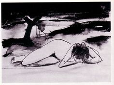 Illustration by Franz Kline