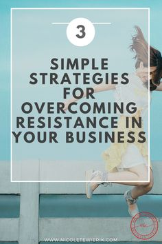 How to overcome resistance when it's you getting in your way! Business Goals, Business Entrepreneur, Business Branding, Business Tips, Online Business, To Move Forward, Helping Others, Distance, Mindset