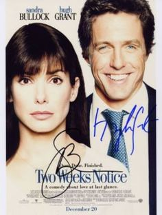 Two Weeks Notice (2002) movie #poster, #tshirt, #mousepad, #movieposters2