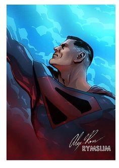 Kingdom Come Superman by rymslim Superman Artwork, Supergirl Superman, Batman And Superman, Dc Heroes, Comic Book Heroes, Comic Books Art, Comic Art, Dc Comics, Dc World