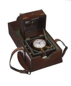 Marine Chronometer - 1822