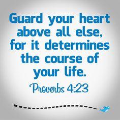 Bible Verse ~ Proverbs