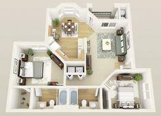 apartment floor plans Vietri - floor plan - except ours is reversed :) Vietri - floor plan - except ours is reversed :) Sims 4 House Plans, House Layout Plans, Small House Plans, House Layouts, House Floor Plans, The Plan, How To Plan, Casas The Sims 4, Sims House Design