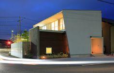 設計事例「八日市出町の家」 建築設計事務所 石川県金沢市 福田康紀建築計画