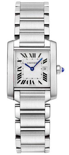 Cartier Francaise Tank........my dream watch