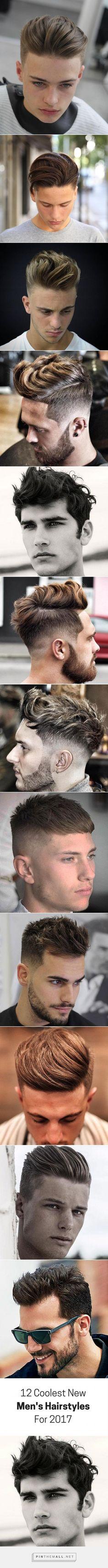 Cool Mens Hairstyles  2018 #hair #hairstyles