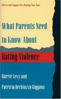 dating violence advice parents adopted children