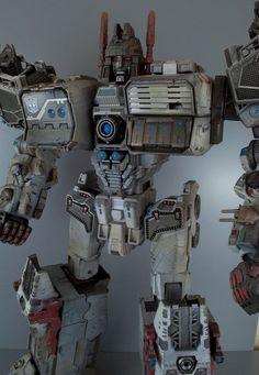 Metroplex Custom Transformers G1 Titan Class Figure by Xaviercal | Action Figure Customs #SonGokuKakarot