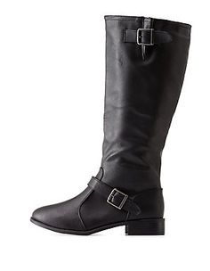 Riding Boots: Charlotte Russe
