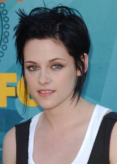 Kristen Stewart Short Hair - Kristen Stewart Hairstyles
