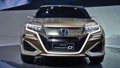 Honda D Concept - engine
