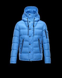 MONCLER Men - Autumn-Winter 14/15 - OUTERWEAR - Jacket - BASILE