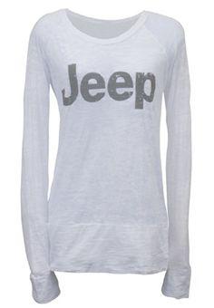Ladies' Burnout Long Sleeve Jeep T-Shirt (Small) Jeep http://www.amazon.com/dp/B00KPZ3WIC/ref=cm_sw_r_pi_dp_GaGCub15H0EB0