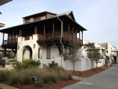 West Indies Style Home, Rosemary Beach Florida, 12 Spanish Town Lane