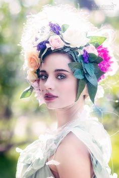 Alyona - From a recent shoot working alongside Russian photographer Margarita Kareva