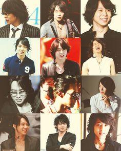 Yoochun con el cabello largo n.n