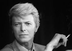 Podcast: Remembering David Bowies Monumental Impact on Music Artists).( Portrait taken on May 1983 shows British singer David Bowie during a press conference at the Cannes Film Festival. David Bowie, Ziggy Stardust, Boy George, Foo Fighters, Adam Lambert, Michael Lang, Bud Spencer, Dave Navarro, Stars News