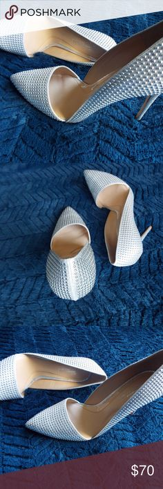Imagine Vince Camuto 'Ossie' d'Orsay Pump SPARKLY BEAUTIES Brand NEW NEVER WORN. Purchased wrong color Vince Camuto Imagine Shoes Heels