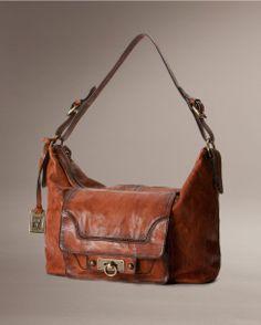 Cameron Hobo - Cognac $448.00 Frye    http://websites-buy.com/countryoutfitter.com