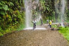 With unpredictable conditions and danger lurking behind every turn, the world's most extreme road trips will make you hop on your motorbike. Or at the very least, our list of six dangerous roads will spark your curiosity and trigger your wanderlust. Bolivia, Dangerous Roads, Offroad, Places Ive Been, Road Trip, Adventure, World, Death, Travel