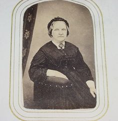 Mrs Howell Cobb  (Mary Ann Lamar) by Charleston Sells, via Flickr