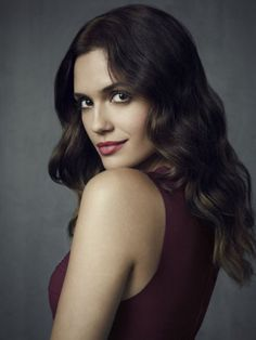 TVD Season 4 cast promotional photos - Torrey DeVitto as Meredith