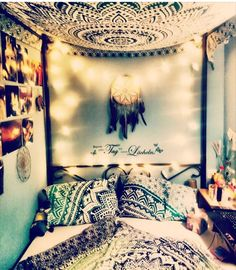 Goodnight Dreamers ☽ ✩ Save 25% off all orders with code PINTERESTXO at checkout | Bohemian Bedroom + Home Decor | Mandala Tapestries, Wall Hanging & Twilights Decor by Lady Scorpio | Red tapestry & Elephant sequin pillow & Turquoise Moon Phase Shop Now LadyScorpio101.com | @LadyScorpio101