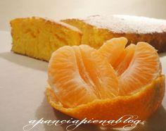 Plumcake al mandarino (preparazione tradizionale e bimby)