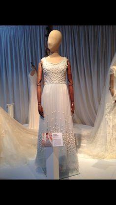 The loveliest wedding dress from dawn o'porter