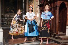 alta-joalheria da Dolce & Gabbana tem inspiração religiosa
