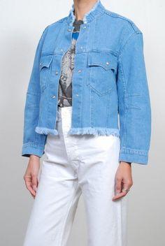 fe7bd90c3 269 Best DENIM DAZE images in 2019 | Denim outfit, Couture, Feminine ...