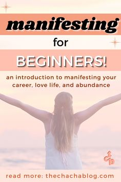 The beginners guide to manifesting your dream life! Manifesting, law of attraction, cosmic ordering, manifestation, self love, self growth, dream job, how to find love, personal development, how to get the job, how to manifest, how manifesting works, manifesting methods, manifestation tips, manifestation for beginners, manifestation law of attraction, manifestation affirmations, law of attraction love, personal development plan, personal development blog Mental And Emotional Health, Mental Health Matters, Single Mom Blogs, How To Handle Anxiety, Dream Life, Dream Job, Law Of Attraction Love, Inspirational Blogs, Life Coaching Tools