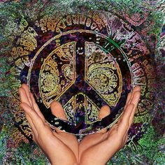 ☯☮ॐ World Hippie Psychedelic Art ~ Peace Hippie Peace, Hippie Love, Hippie Things, Happy Hippie, Hippie Chick, Hippie Vibes, Modern Hippie, Peace Art, Peace Of Mind