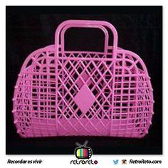 ¿Quién recuerda esta cesta? Visita: http://www.retroreto.com.ve/