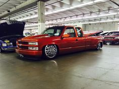 Chevy Cree cab dually..