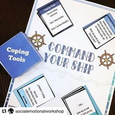 Students practice self regulation skills with this fun game from @socialemotionalworkshop #schoolcounseling #schoolcounselor #schoolsocialwork #spedontpt