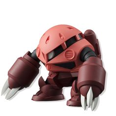 Gundam Mobile Suit Build Model MSM-07S Z'Gok Mini Figure