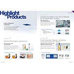 LINTEC erneuert Website und veröffentlicht neuen Katalog für internationalen Markt