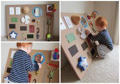 Játékos felfedezés: házilag kivitelezhető babafoglalkoztató táblák | Életszépítők
