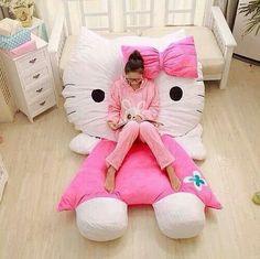 Hello kitty gigant pillow