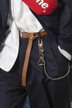 Louis Vuitton Fall 2017 Menswear Fashion Show Details