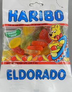 Haribo El Dorado Licorice