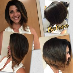 Sewin Weave to add color & length/Color used/Cut & styled at Hair Splendor Beauty Supply/Radford, VA Before After Hair, Beauty Supply, Cut And Style, Weave, Hair Beauty, Color, Hair Lengthening, Colour